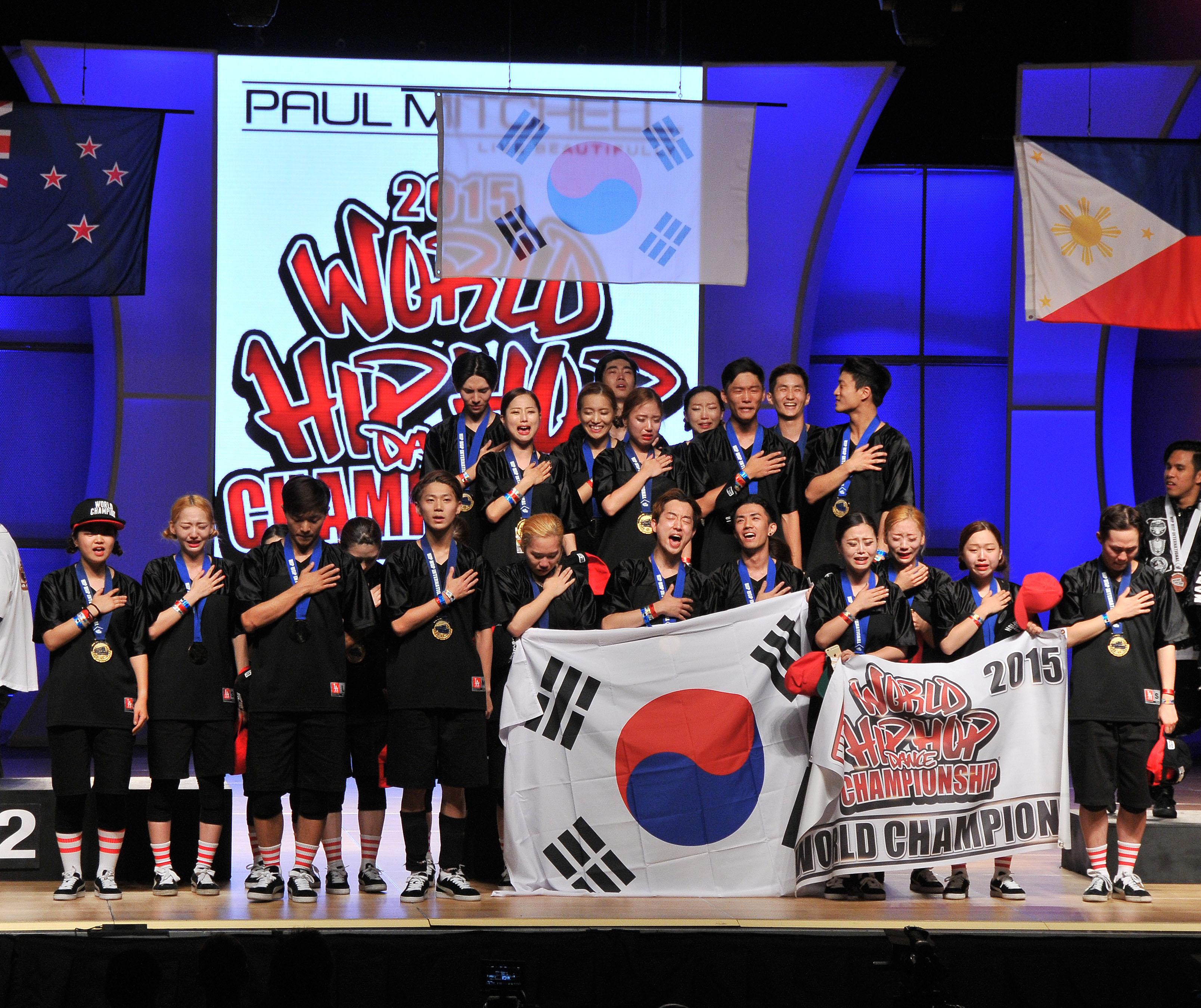Mega Crew | HIP HOP INTERNATIONAL