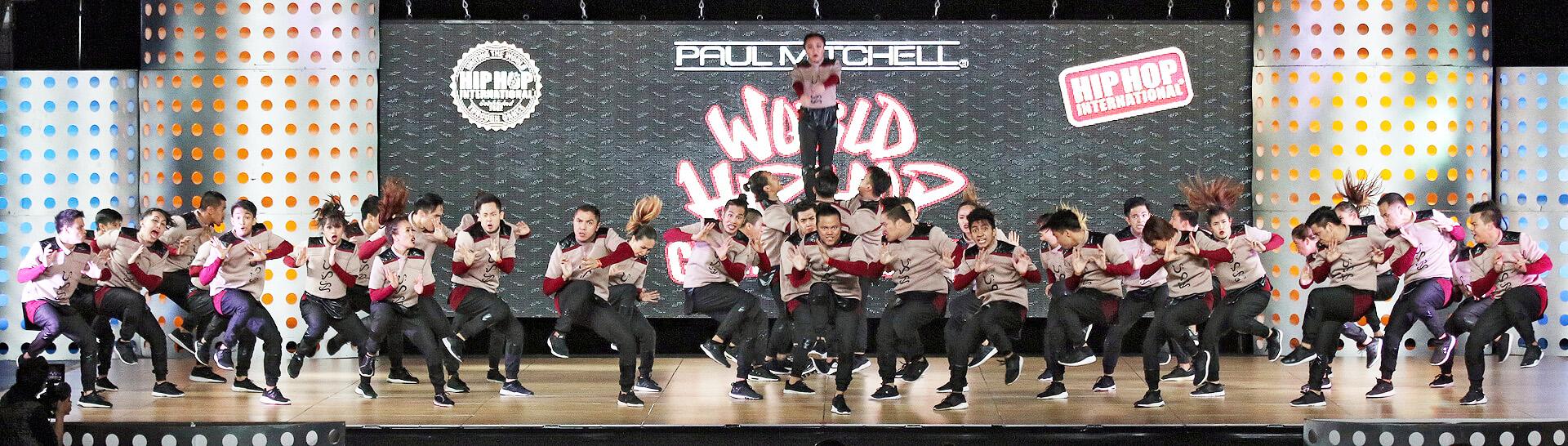 World Hip Hop Dance Championship | HIP HOP INTERNATIONAL