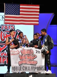 USA HIP HOP DANCE CHAMPIONSHIP