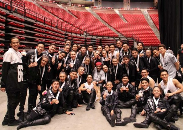 Filipino teams shine at the World Hip Hop Dance Championship – See more at: http://news.asiaone.com/news/lifestyle/filipino-teams-shine-world-hip-hop-dance-championship#sthash.a0XGq0Jv.dpuf