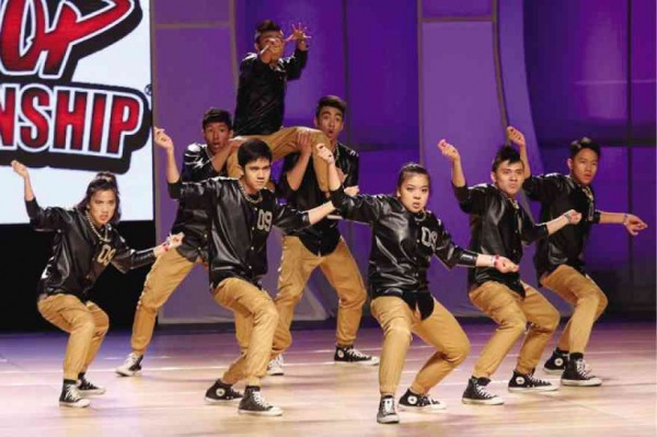 Pinoys shine in World Hip-Hop Dance Championships