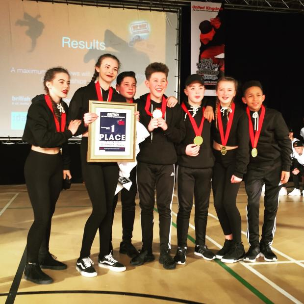 HHI United Kingdom: Winning dance group Element Youth dreaming of trip to Las Vegas