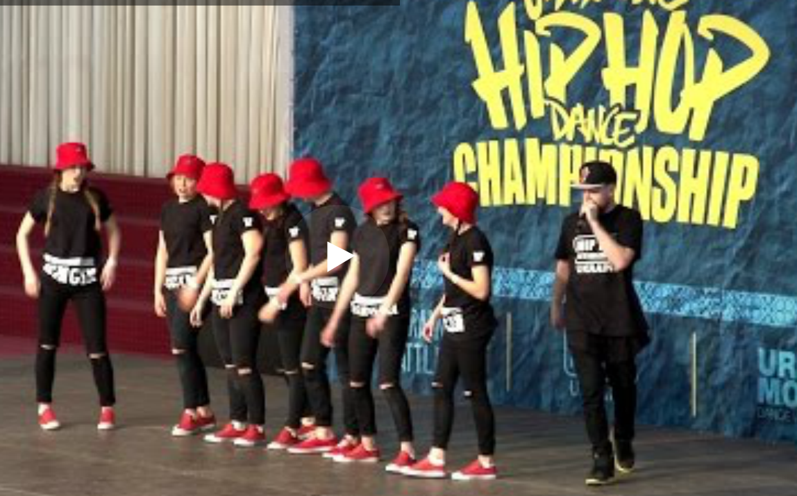 In Kiєvі startuvav Natsіonalny chempіonat Hip Hop International