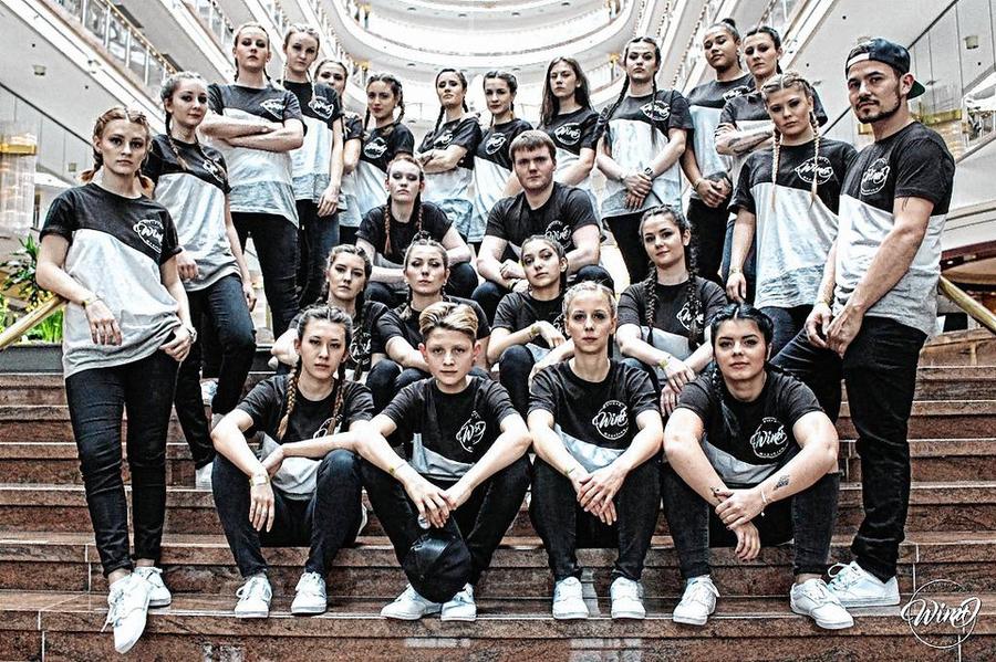 HHI Germany: WÜRZBURG HIP HOP DANCER FLYING TO WM