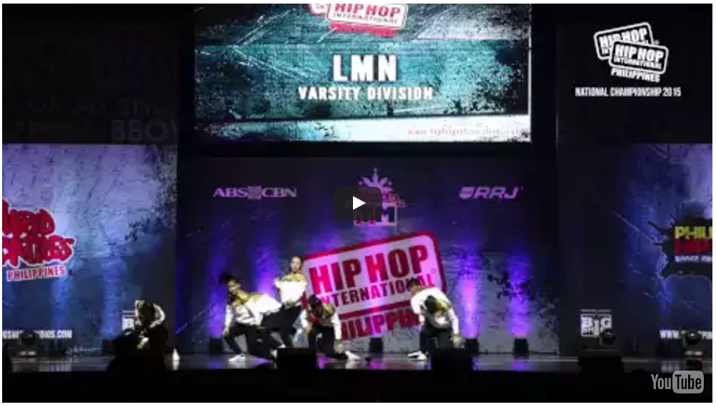 CLICK HERE and Help LMN Bring Home The World Hip Hop Dance Championship in Las Vegas, Nevada #LMNOFTS3 #LMNxWORLDS