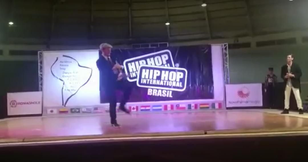 HHI BRAZIL: Jornada de capacitación de Hip Hop Internacional