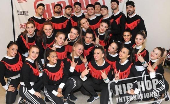 HHI ITALY: Passione Hip Hop: da Las Vegas a Grosseto, i grandi successi di una scuola lombarda