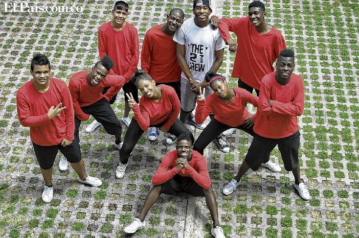 HHI COLOMBIA: Bailar hip hop, un medio para cambiar vidas en Potrero Grande