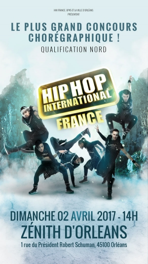 HHI FRANCE: HIP HOP INTERNATIONAL FRANCE – QUALIFICATION NORD
