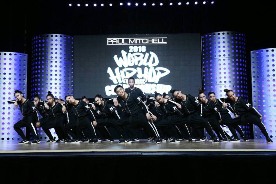 HHI THAILAND: ลูกตุ๊ดรับได้ โบ ท้าเต้นฮิพฮอพระดับโลก!