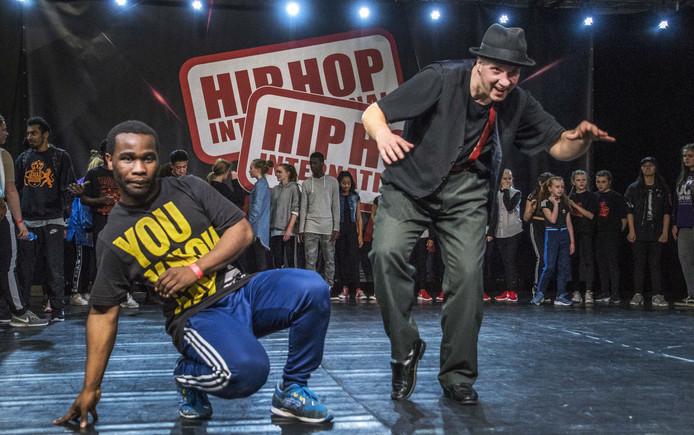 HHI NETHERLANDS: Harde strijd op dansevenement in Tilburg
