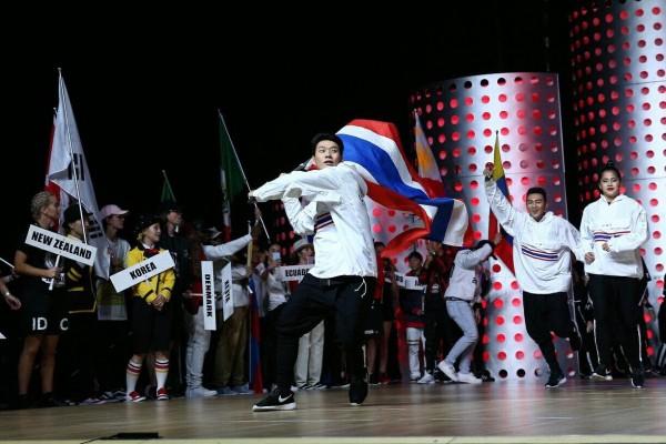 HHI THAILAND: เฟ้นสุดยอดเด็กไทย ชิงฮิพฮอพโลก 2017