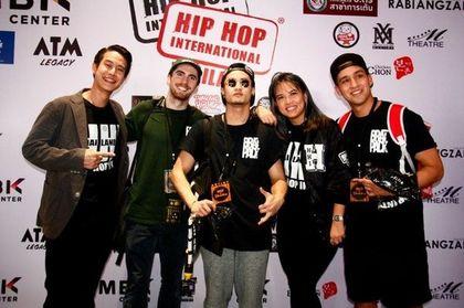 HHI Thailand: เปิดตัวโครงการสุดยิ่งใหญ่ Thailand Hip Hop Dance Championship 2017  เฟ้นหาสุดยอดเยาวชนไทยไปเวทีฮิพฮอพชิงแช้มป์โลก