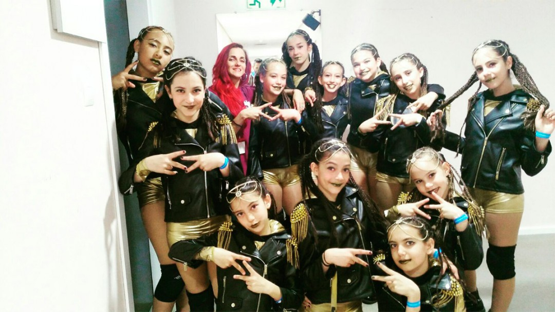 HHI SPAIN: Cras Dance triunfa de nuevo