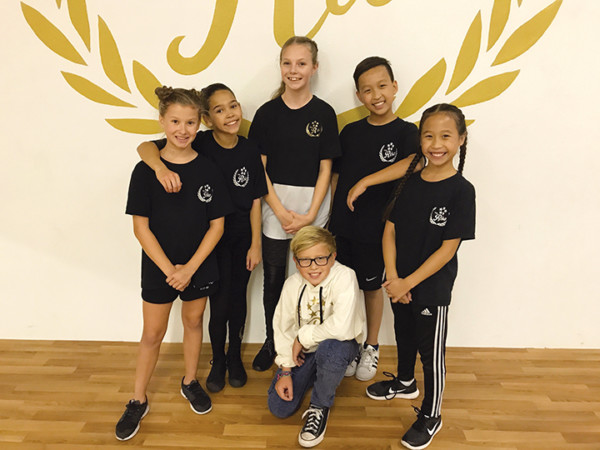 HHI UNITED STATES: Queen Creek kids to compete for USA, world hip hop dance titles