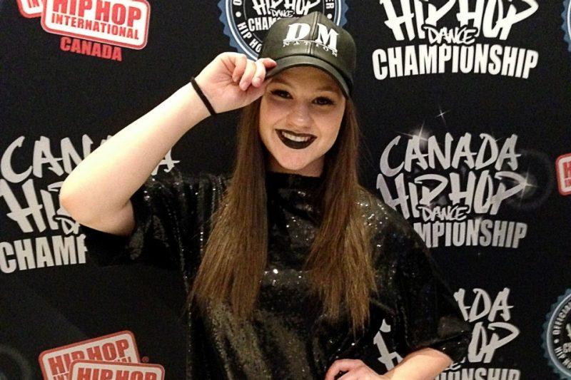 HHI CANADA: Une Beauceronne au Championnat du monde de danse hip-hop