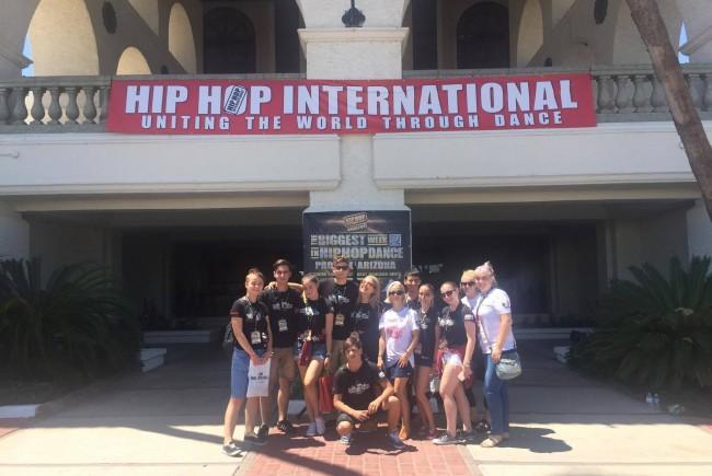 HHI ROMANIA: În semifinala CM de Hip Hop Arizona