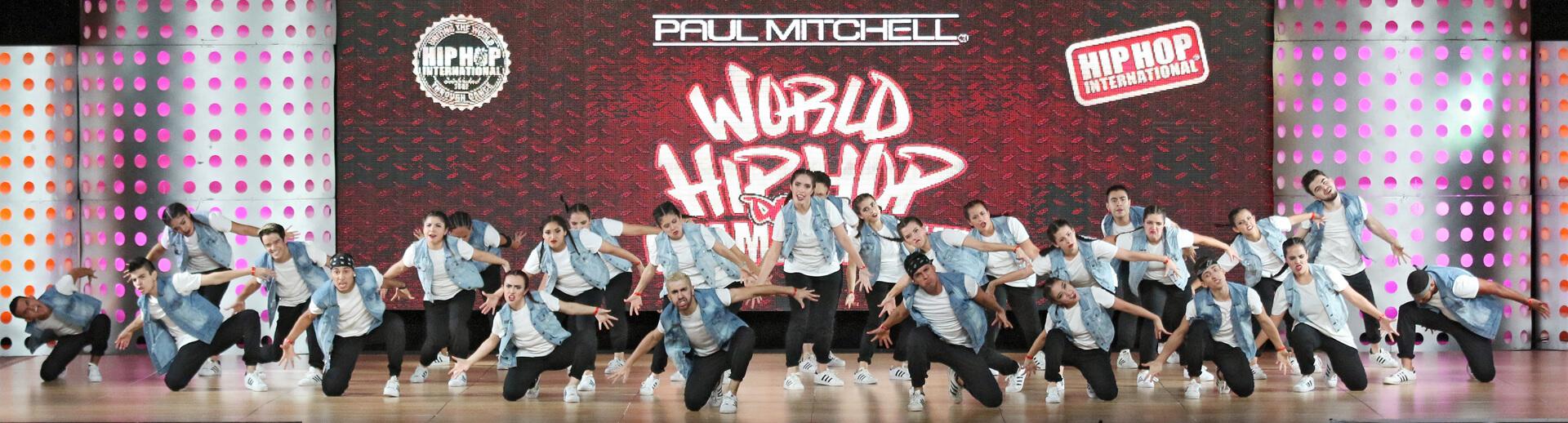 2017 World Hip Hop Dance Championship MegaCrew Division