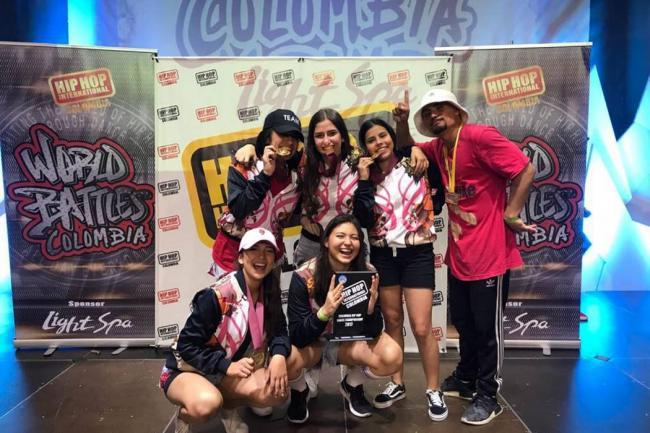 HHI COLOMBIA: Bucaramanga va al mundial de Hip Hop