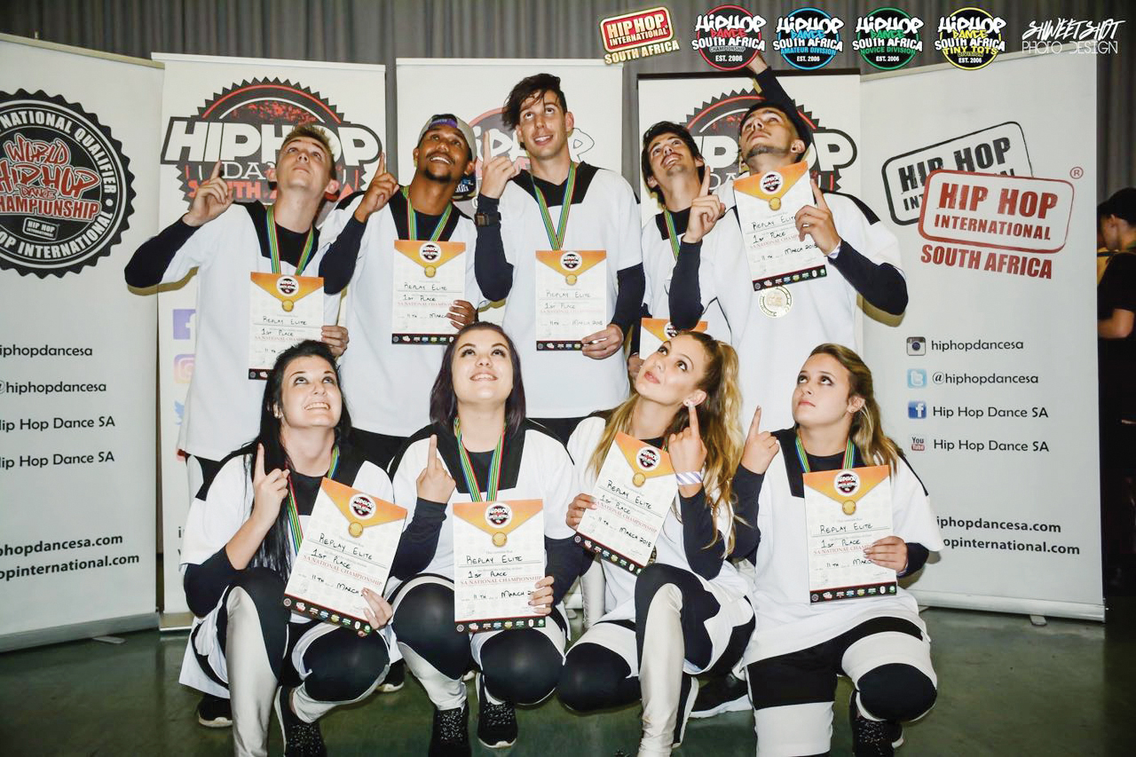 HHI SOUTH AFRICA: GOLD IN HIP HOP