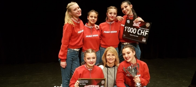 HHI SWITZERLAND: La Splash Crew volerà a Phoenix