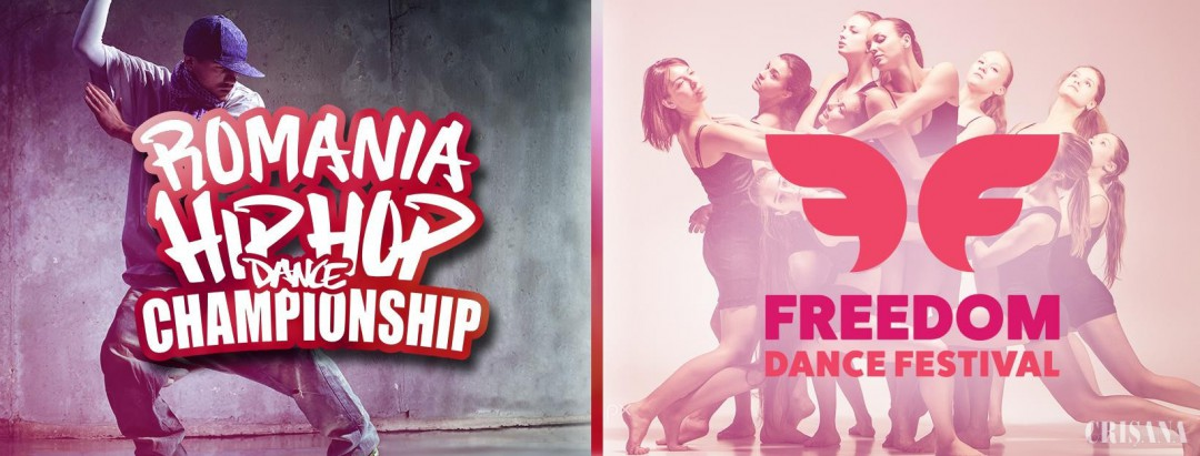 HHI ROMANIA: Hip Hop International și Freedom Dance Festival – Două competiții internaționale