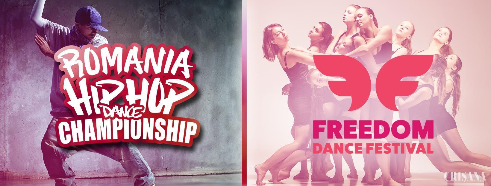 HHI ROMANIA: Hip Hop International și Freedom Dance Festival – Două competiții internaționale