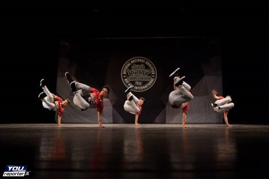 HHI ITALY: Hip Hop al Teatro Olimpico di Roma