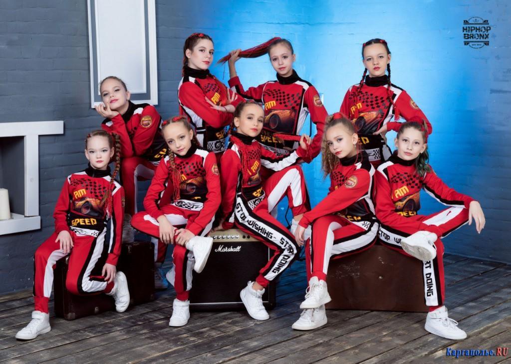 HHI RUSSIA: В Курган вернулись танцоры—победители