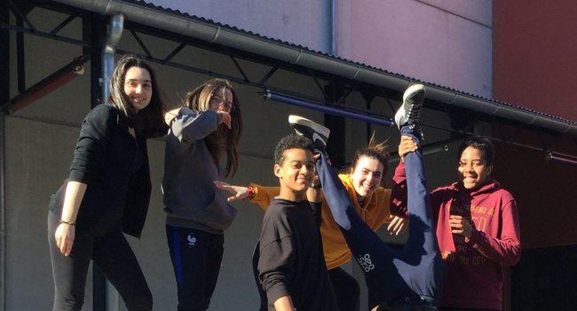 HHI FRANCE: Le crew saint-céréen au Hip-hop international