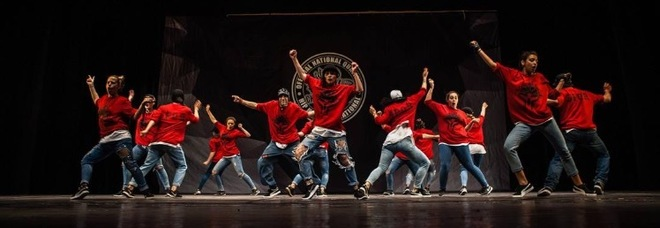 HHI ITALY: Hip Hop International, come balla Roma