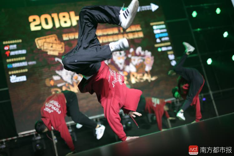 HHI CHINA: 欢乐珠江夜欢乐珠江夜!HHI世界街舞大赛广东赛区落幕