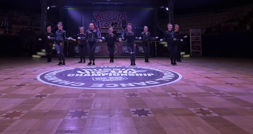 HHI RUSSIA: Как Riverdance, только хип-хоп и под танго: девчонки из Екатеринбурга победили всех в уличных танцах