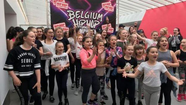 HHI Belgium: 200 danseurs hip hop prêts à défendre nos couleurs aux USA