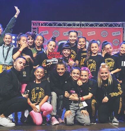 HHI SPAIN: The Bling's es classifica per anar al Campionat mundial de hip hop als Estats Units