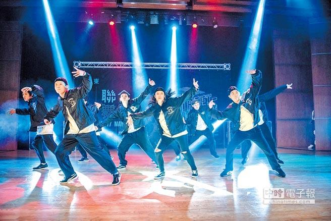 HHI TAIWAN: 兩岸街舞狂潮 台舞者登陸炫技