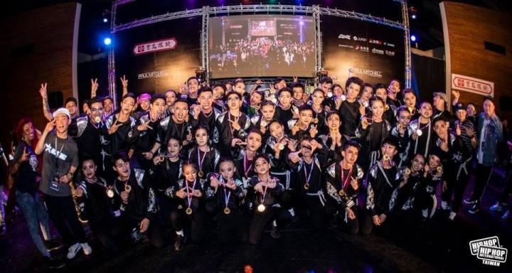 HHI TAIWAN: 台灣舞者台灣人挺!街舞奧運 HHI 持續延燒!菁英隊伍角逐世界總冠軍!