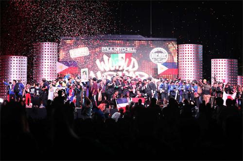 HHI CHINA: HHI全球总决赛闭幕 中国队收获信心与未来