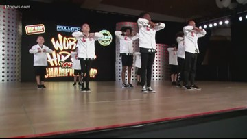 International hip hop championship sets the stage in Phoenix