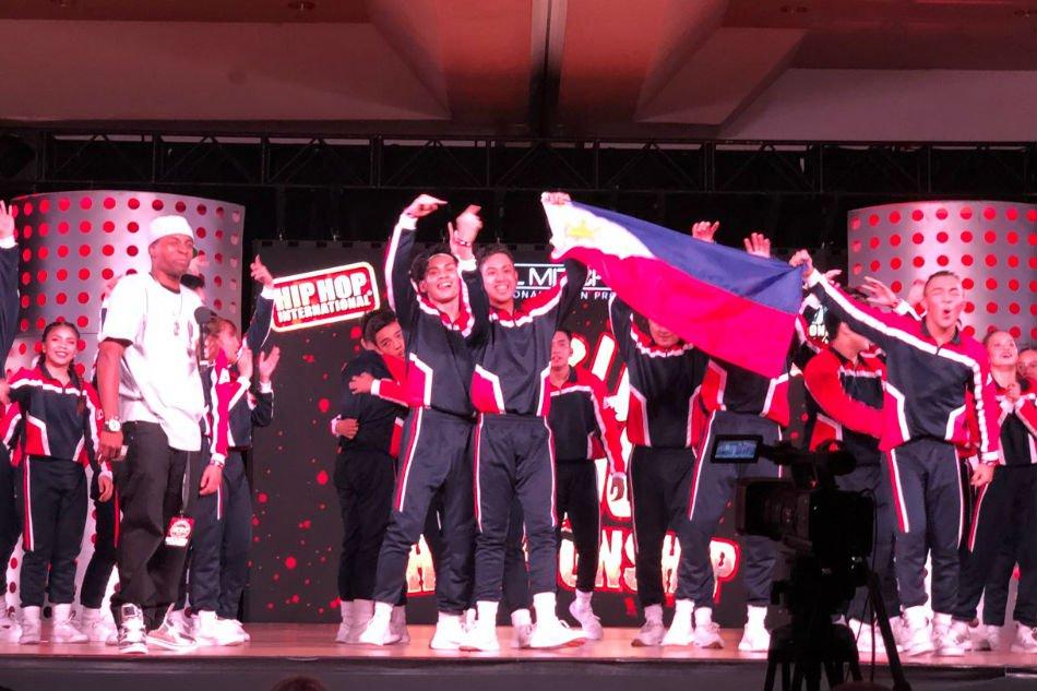 HHI PHILIPPINES: PH teams shine in World Hip Hop Dance tilt