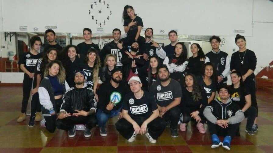 HHI ARGENTINA: Zona Zero Crew, el grupo de Hip Hop tucumano que busca quedarse con el título Mundial