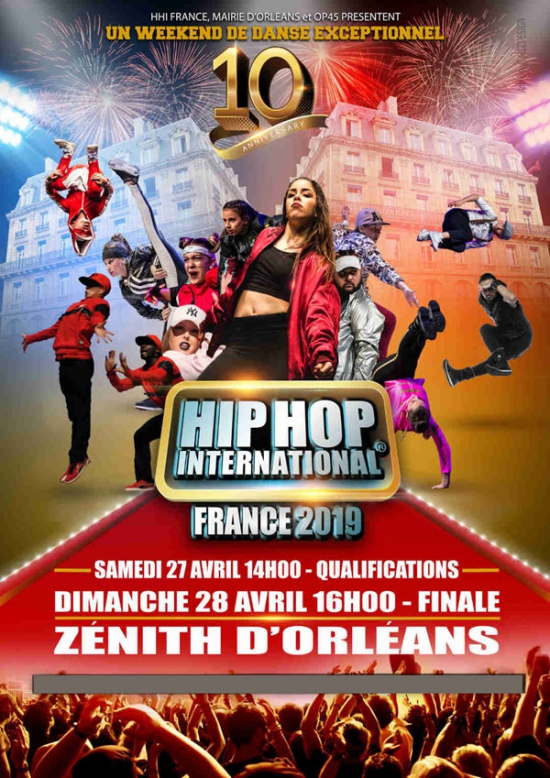 HHI FRANCE: HIP HOP INTERNATIONAL FRANCE 2019 – QUALIFICATIONS