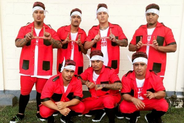 HHI SOUTH PACIFIC ISLANDS: Dance crew determined to be the best