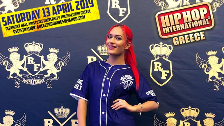 HHI GREECE: Hiphop International Greece 2019