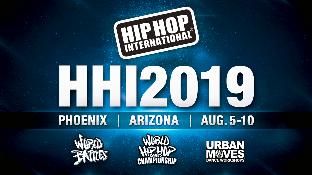 HIP HOP INTERNATIONAL REGRESA A PHOENIX !!!