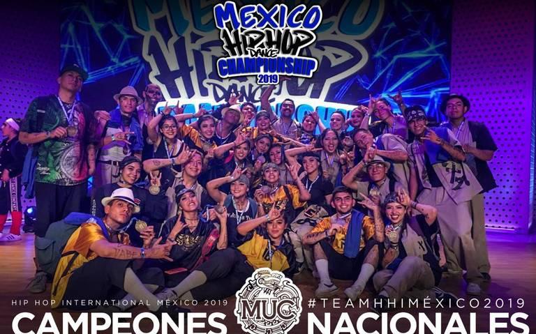 HHI MEXICO: Laguneros participarán en Concurso Internacional de Hip Hop en la Unión Americana