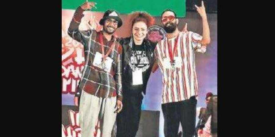 HHI INDIA: To the top, the hip hop way