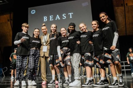 HHI NEW ZEALAND: Beast second in hip hop international NZ champs qualifier