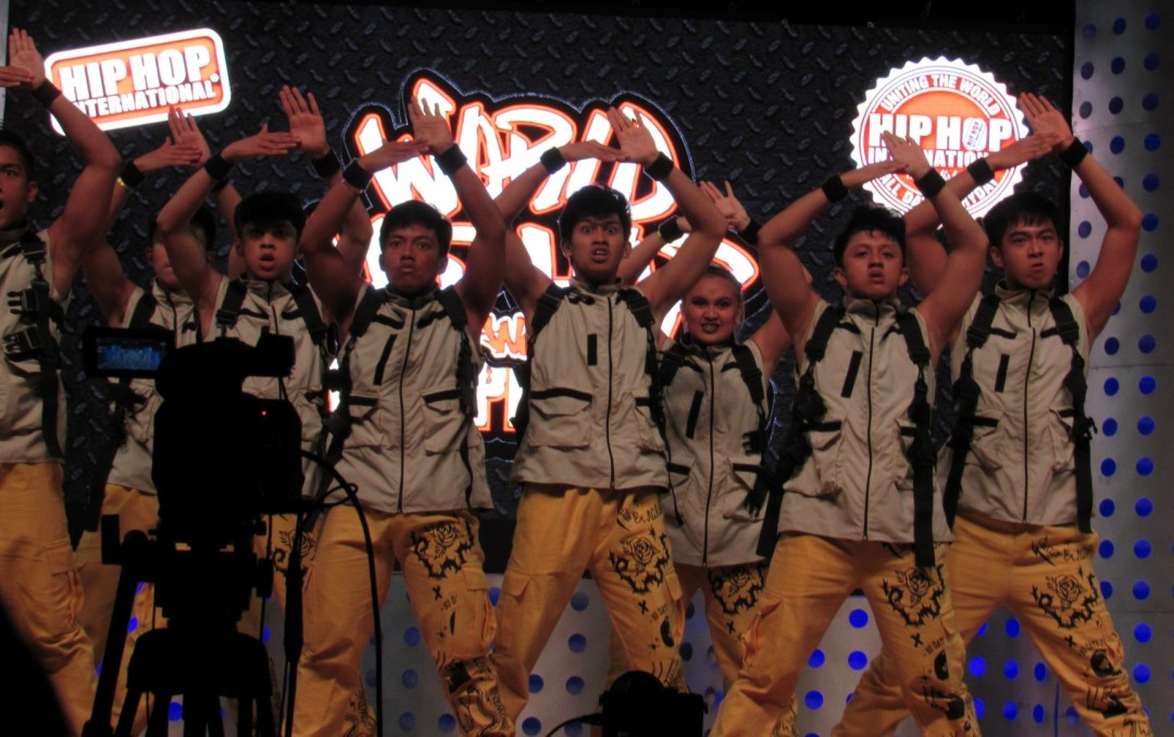 HHI: CREWS FROM FIVE DIFFERENT COUNTRIES WIN GOLD AT WORLD HIP HOP DANCE CHAMPIONSHIPS