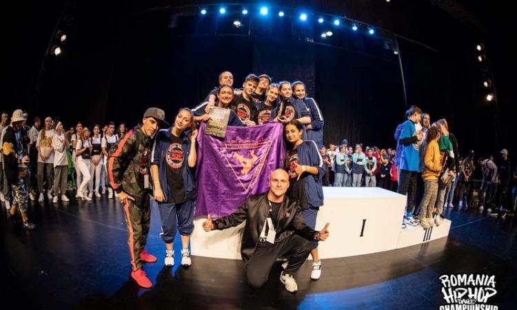 HHI ROMANIA: LILMOTION DANCE SCHOOL, PE PODIUMUL COMPETIŢIILOR INTERNAŢIONALE
